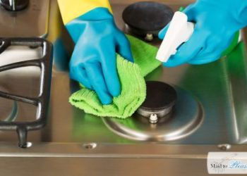 Areas of the kitchen that should be cleaned, but often missed.