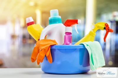 Chemicles - Maid Cleaning Company in Walkertown NC