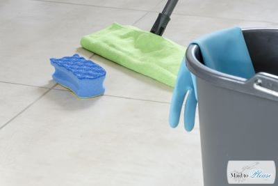 mop and bucket - Residential Cleaning Service in Kernersville and Greensboro